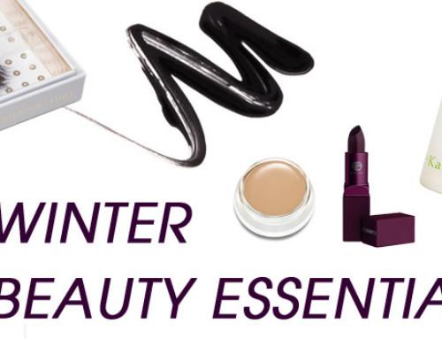 Top 6 Winter Beauty Essentials