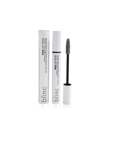 blinc, blinc lash primer, lash primer, lash lengthening mascara, charleston beauty bar, beauty bar, pink dot beauty bar