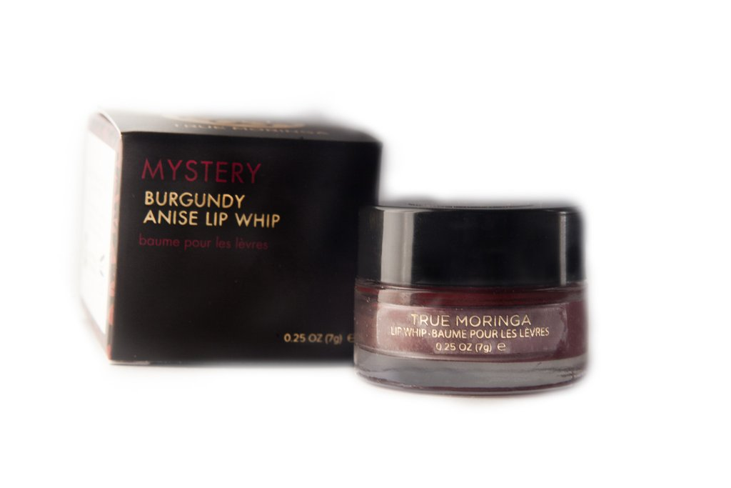 true moringa, lip care, lip treatment, lip tint, burgundy lip shade
